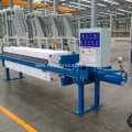 Chamber Flat Filtration Cast Iron Filter Press